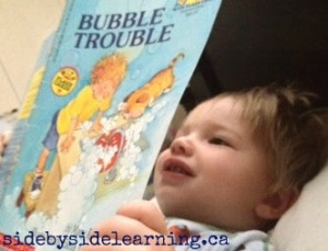Bubble Trouble Reading
