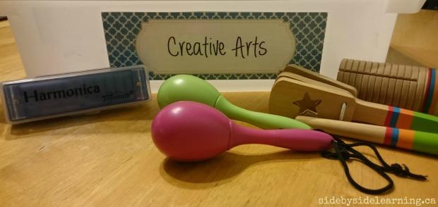 Creative Arts - Music
