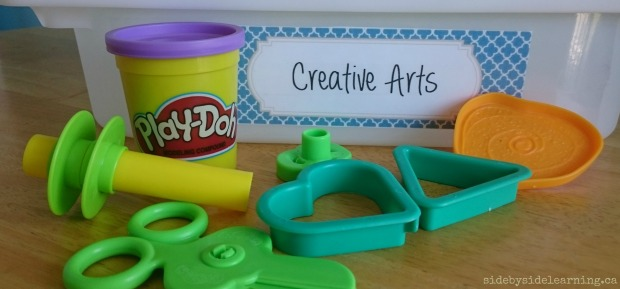 Creative Arts - Play Dough