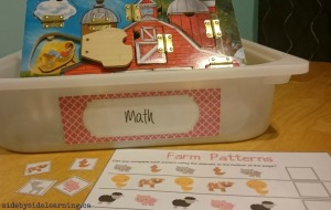 Math - Farm Patterns