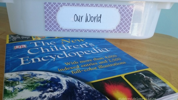 Our World - Encyclopedia