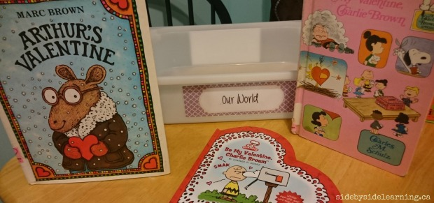 Our World - Valentines Books
