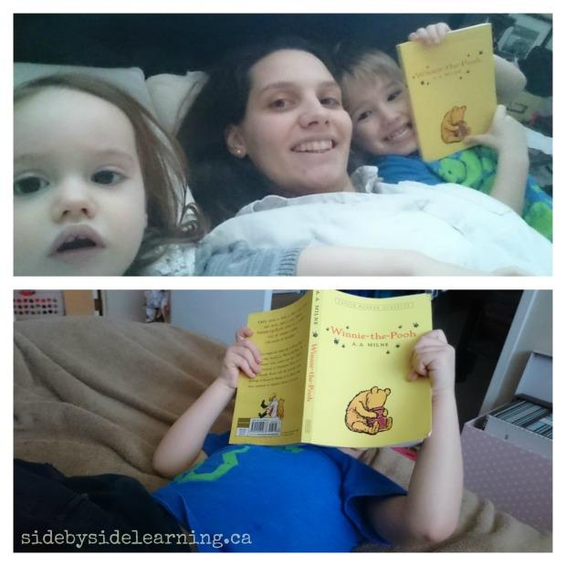 Read A Loud Winnie the Pooh