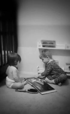 Reading Toddlers