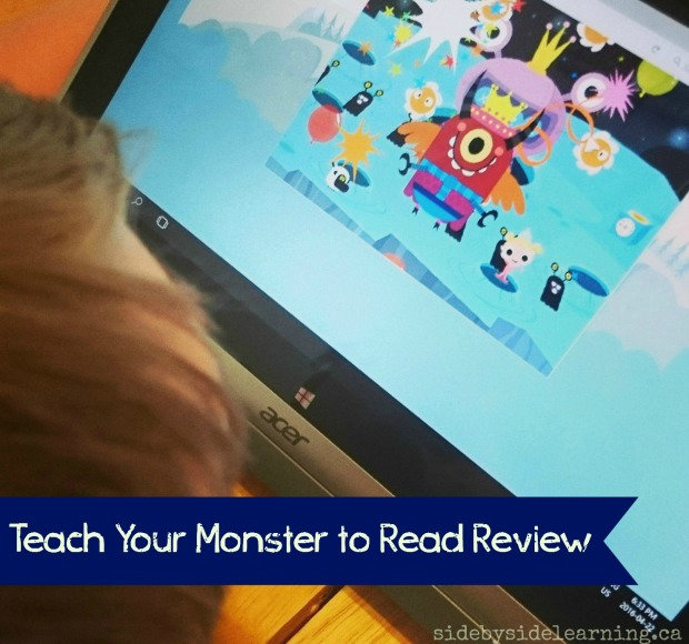 Teach Your Monster to Read Review