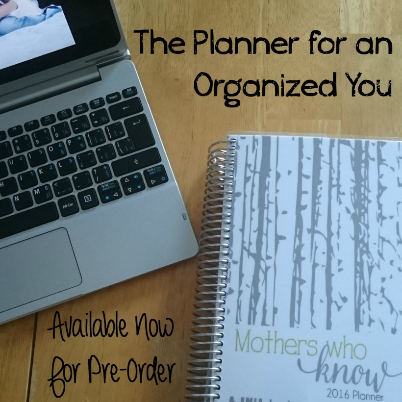 In the Leafy Tree Tops Planner Pre Order