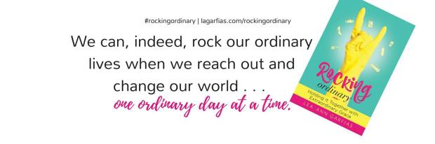 Rocking Ordinary - Change our world