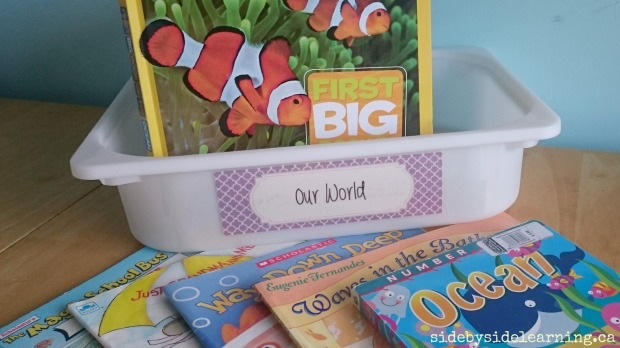 Our World - Ocean Books