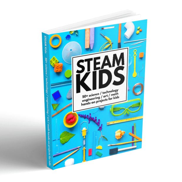 Steam Kids 50+ STEAM Activities