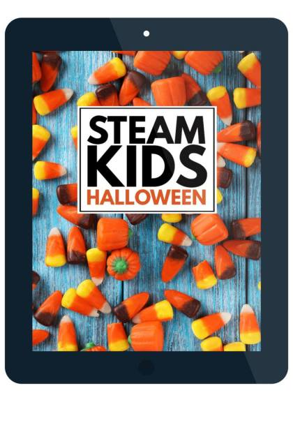 STEAM Kids Halloween EBook