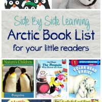 Arctic Book List for your Little Readers