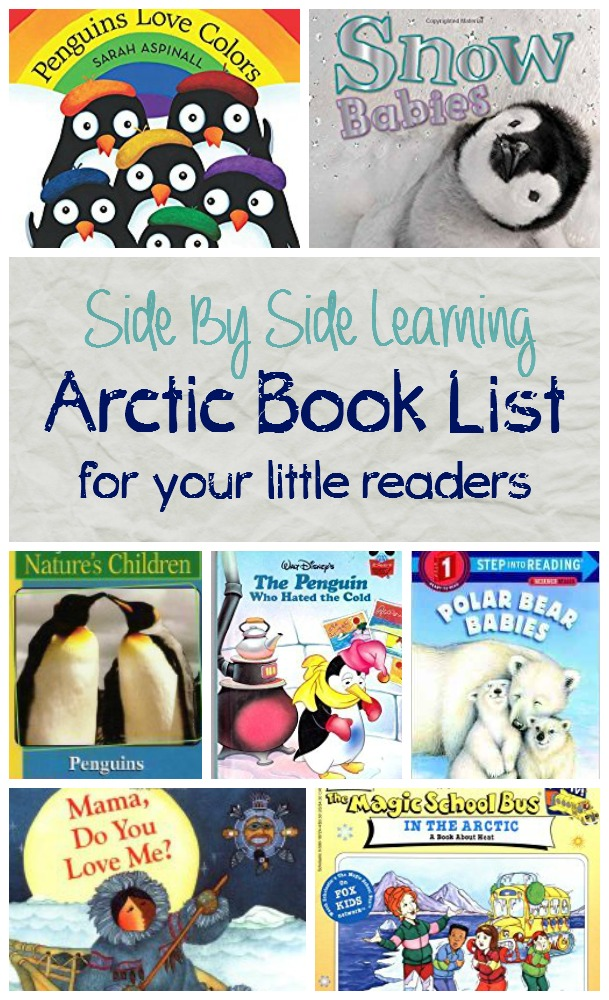 Arctic Book List