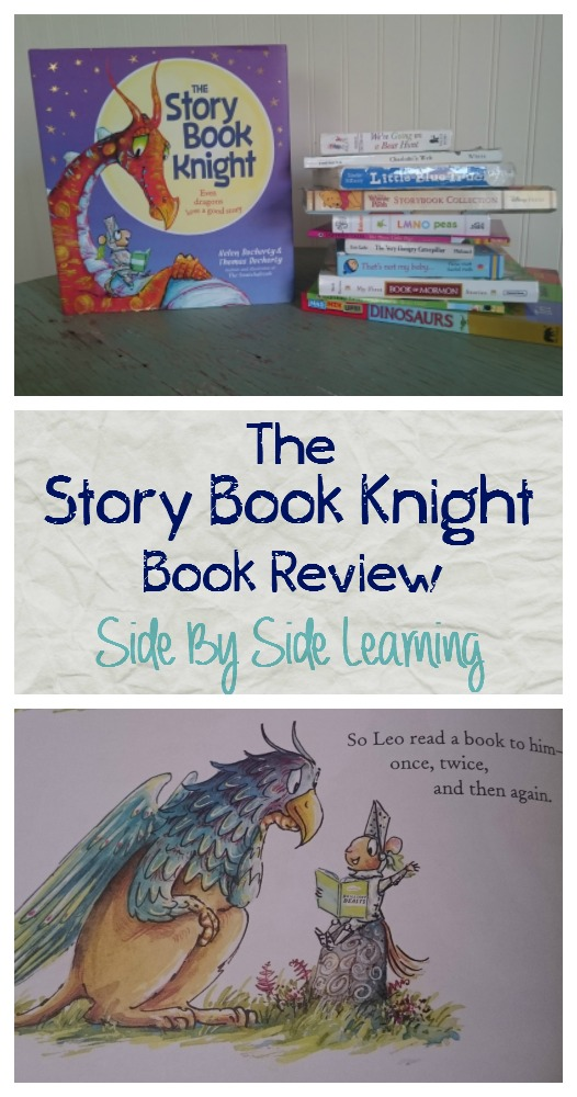 Story Book Knight Book Review