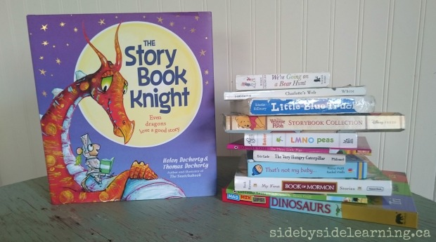 Story Book Knight Book Review Reading to the Rescue