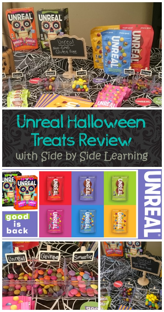 Unreal Halloween Treats Review