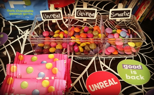Unreal Vs Smartie