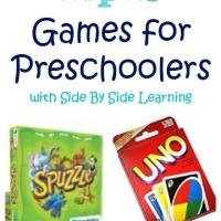 Top 10 Games for Preschoolers